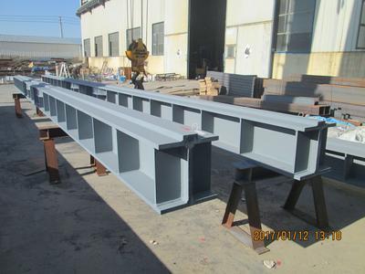 12米H型梁